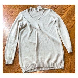 Chocker sweater dress. BUNDLE AND SAVE
